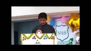 Maria International School - Beautiful Quran Recitation by Hafiz Samiullah