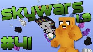 TODOS TIEMBLAN ANTE MI PODER e.e - SKYWARS #41 (Minecraft 1.9)
