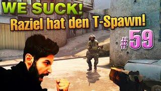 WE SUCK #59 - Raziel hat den T-Spawn safe!