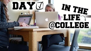 A DAY IN THE LIFE AT COLLEGE: UNIVERSITY OF OREGON!
