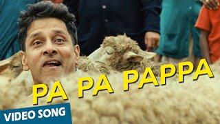 Pa Pa Pappa Official Video Song | Deiva Thiirumagal | Vikram | Anushka Shetty | Amala Paul