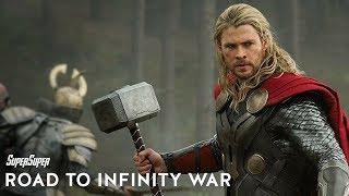 Road to Infinity War: Episode 8 | Thor: The Dark World