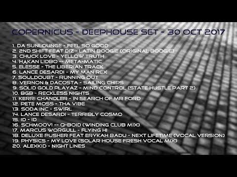 COPERNICUS: DEEPHOUSE MIX - 30 LOKA/OCT 2017
