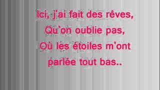 Amélie Couvreur ft Jérémie Golfier - All the moon(Pourquoi je m'habitue pas) Lyrics.