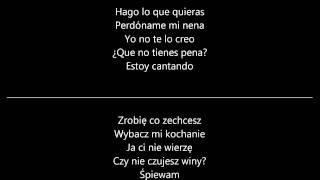 Deorro Perdóname feat. Adrian Delgado & DyCy [Lyrics ES & PL]