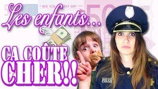 LES ENFANTS ÇA COÛTE CHER!!! ANGIE LA CRAZY SÉRIE - ANGIE MAMAN 2.0