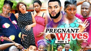 """New Movie """"PREGNANT WIVES PART 1"""" - 2019 Latest Nigerian Nollywood Movie Full HD"""
