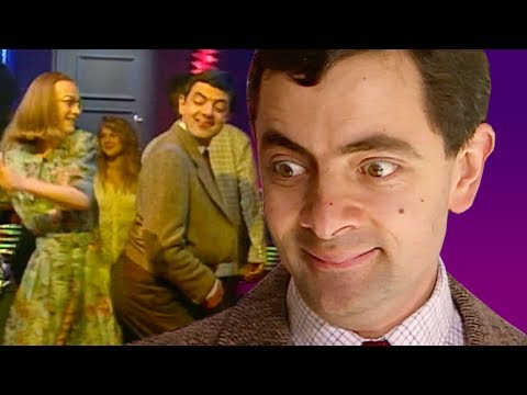 Strictly BEAN 🕺 Try Not To Laugh Funny Clips Mr Bean Comedy