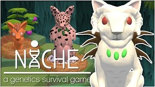 Legends of Ancient Snowy Lands!! • Niche: Snowy Mountain Update! - Episode #2