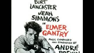 ANDRE PREVIN - ELMER GANTRY -  MAIN TITLE