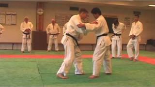 Les bases du judo en cercle par F. Dambach