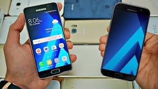Samsung Galaxy A3 (2017) vs A3 (2016) - Should You Upgrade? EARLY COMPARISON! (4K)