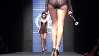 Pasarela de Swarovski, EA Lingerie y Nine West Colombiamoda 2012