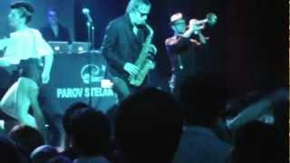 Parov Stelar Band - Catgroove - live in Zurich @ Kaufleuten 3.3.2012