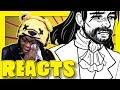 Download Video Download REACTING TO It's Quiet Uptown Hamilton Animatic 3GP MP4 FLV