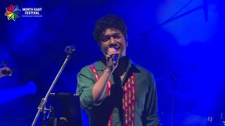 Papon Goes Live At North East Festival 2018, IGNCA, New Delhi