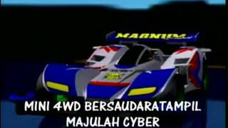 Lets and Go Bahasa Indonesia Episode 1 - Kartun Indonesia