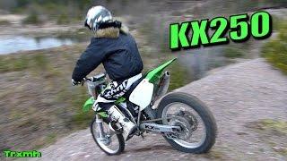 KX250 2-Stroke Beast Spring Ride