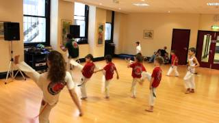 Capoeira Kids London Muzenza Academy