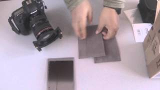 Cokin ZPro Series ND Grad Filter Kit