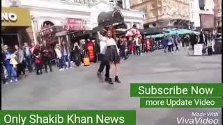 Bhaijan Elore Movie Song shutting video Shakib Khan ||BD Sound ||