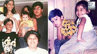 Sonam Kapoor & Arjun Kapoor's UNSEEN Childhood Pics   LehrenTV
