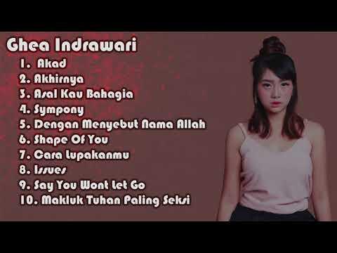 Full Album Best Cover Ghea Indrawari, Indonesia Idol 2018