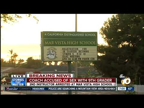 Xxx Mp4 Mar Vista High School Coach Accused Of Sex With 9th Grader 3gp Sex