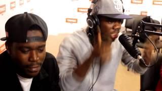 Bop Denarr aligne les punchlines sur TRACE FM