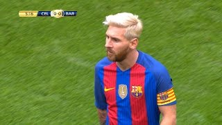 Lionel Messi vs Celtic (Neutral) 16-17 UHD 4K - English Commentary