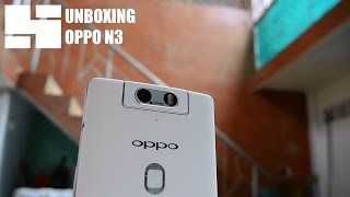 Unboxing OPPO N3 Indonesia