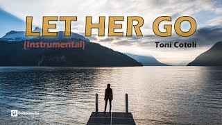 Let Her Go - Passenger, Instrumental Acoustic Guitar by Toni Cotolí, Guitarra Española Relajante