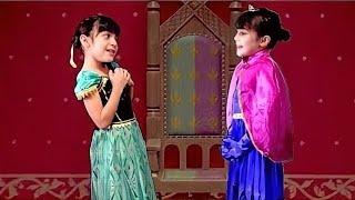 Fantasias de Frozen e Desfile ❄ Mostrando minhas fantasias de Elsa e Anna (Subtitles Available)