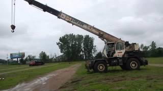 Lorain LRT230E 30 Ton Rough Terrain Crane 40617