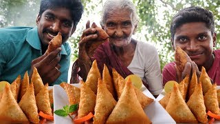 Samosa Recipe | How to make Samosa with Granny Mastanamma
