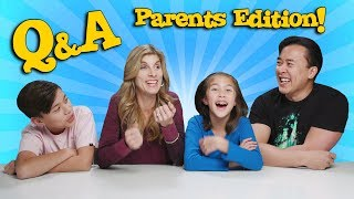 Q&A PARENTS EDITION!!! Our New Year