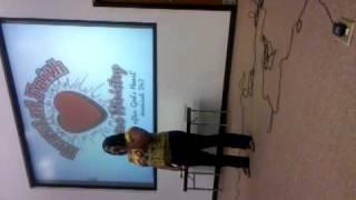 Ariane - The More I Seek You - HOF Bible Study