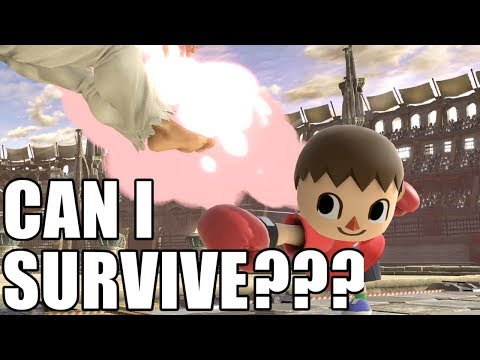 Xxx Mp4 Can A Quot Traditional Quot Fighting Game Player Survive In Smash Ultimate 3gp Sex