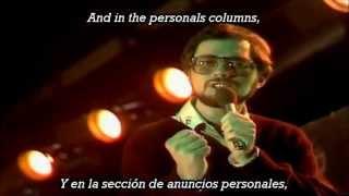 Escape (The pina colada song) - Rupert Holmes [Subtitlada & Lyrics] HD