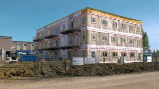 Residential Infill: Shipping Container Homes