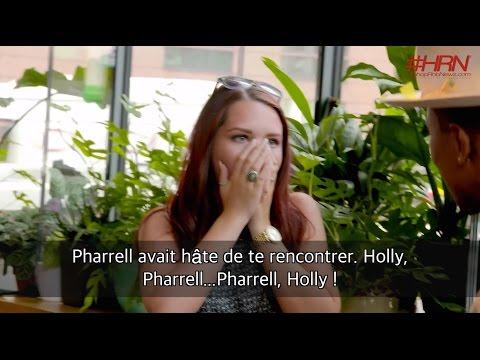 Pharrell Williams Surprise Surprise