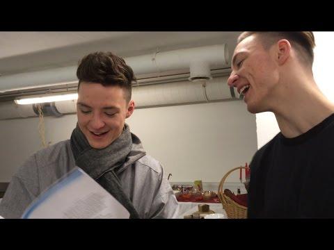Die Lochis singen unsere Parodien?! - Backstage • 14.1.2017 Wien