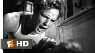 A Streetcar Named Desire (7/8) Movie CLIP - Pearls Before Swine (1951) HD