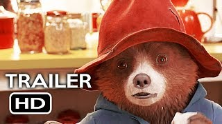 Paddington 2 Official Trailer #3 (2018) Hugh Grant Animated Movie HD