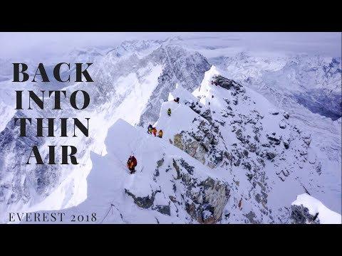 Himalaya Back Into Thin Air FULL EVEREST 2018 FILM