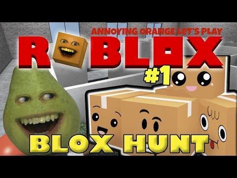 Pear Plays Roblox Blox Hunt 1