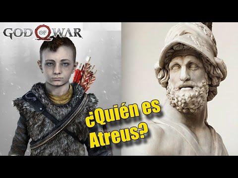 watch God of War (PS4): ¡Identidad del niño REVELADA OFICIALMENTE!!