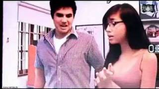 Vietnamese girl Elly: How to steal a kiss from Elly that.flv