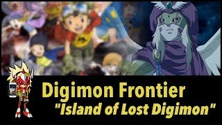 "Digimon Frontier: Island of Lost Digimon | 407: ""D'Arc-ness Before the Yawn"""