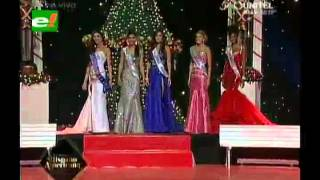 Reina Hispanoamericana 2013 - Coronación